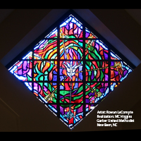 stained_glass Garber_United_Methodist New Bern_NC