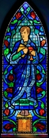 Stained Glass for The Cloister Chapel, Sea Island, Georgia